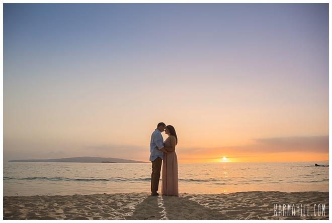 engagement portraits Maui