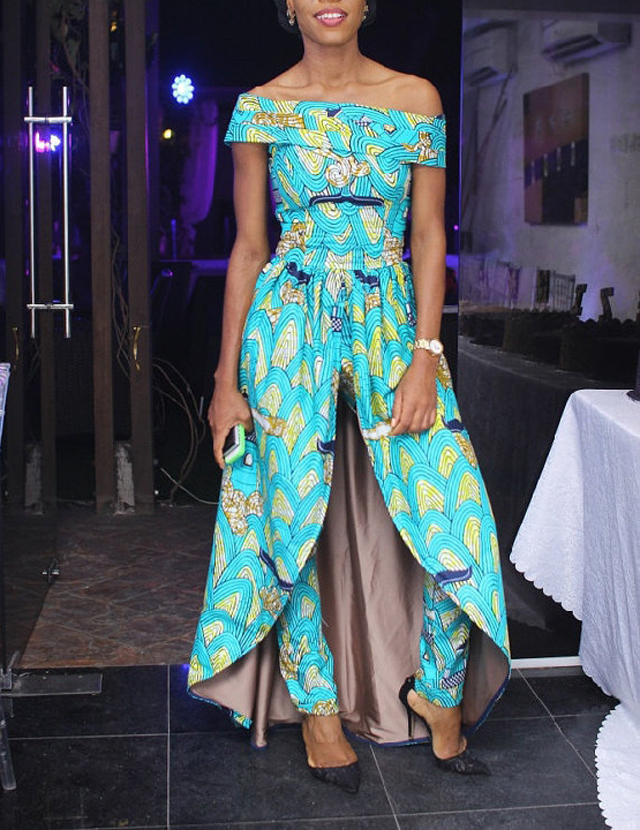 12 gorgeous african print dresses for wedding guests