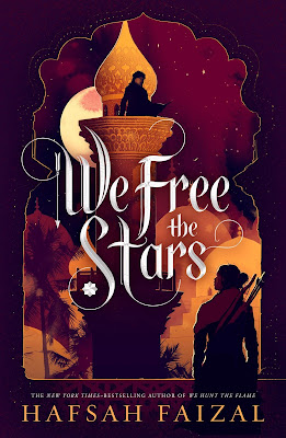 we free the stars by hafsah faizal we hunt the flame