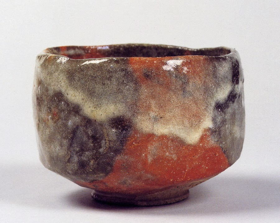 Ceramica Raku japón, cultura y arte: cerámica japonesa: la cerámica raku