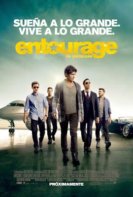 Entourage Poster