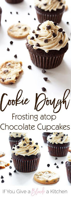 Cookie Dough Frosting Takes the Cake
