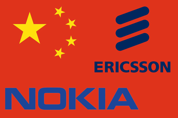 """تقارير: الصين تهدد """"بالانتقام"""" من نوكيا و إريكسون بسبب حظر هواوي في أوروبا"""