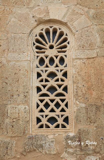 Celosías de San Juan de Baños, Palencia