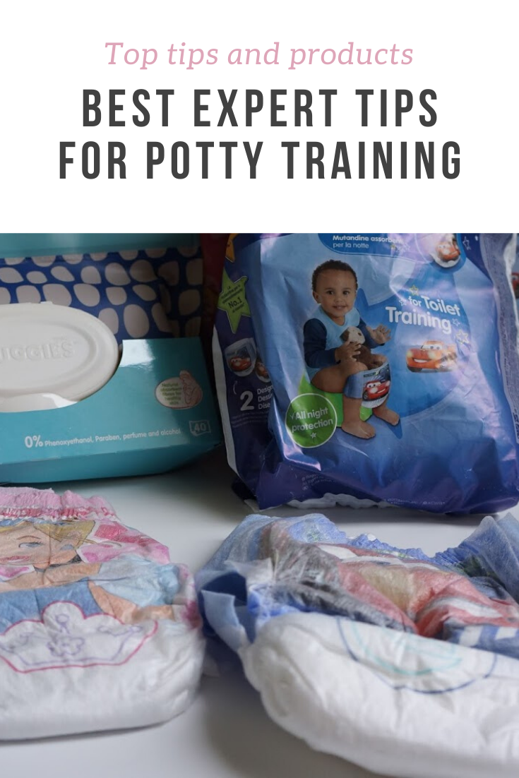 How to potty train: tips and product suggestions from experts. Also some personal reflections on what worked the best for us.