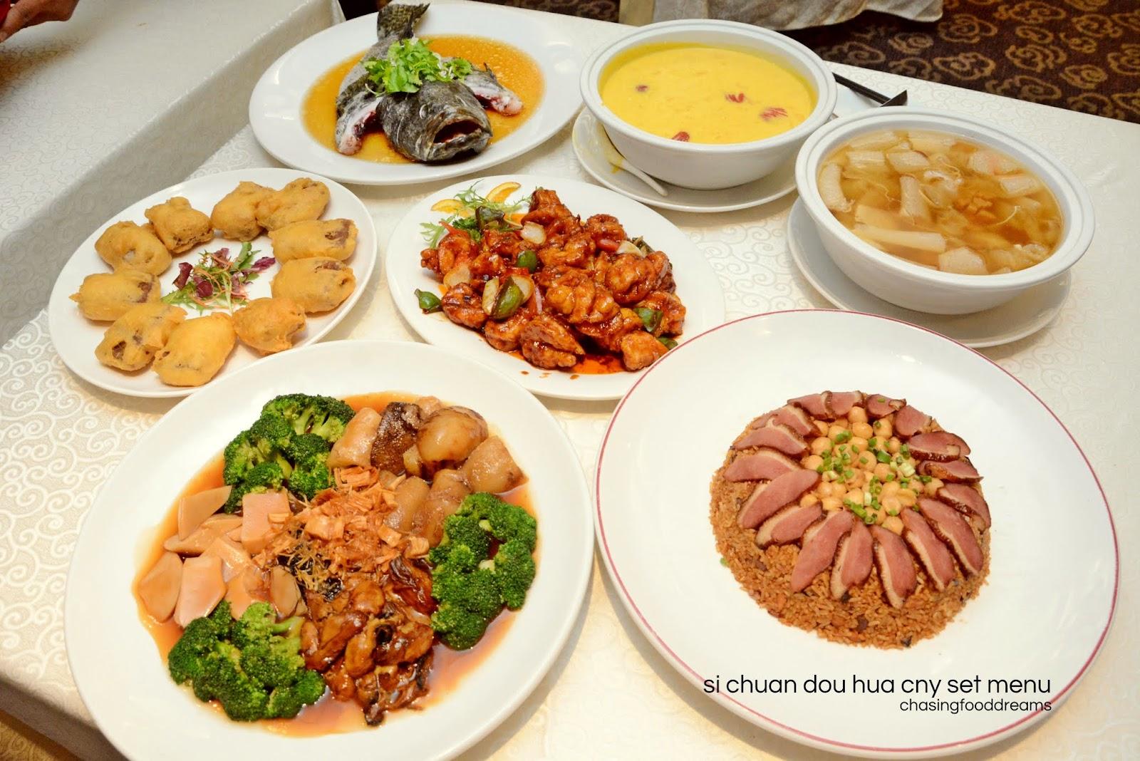 New Szechuan Restaurant Houston