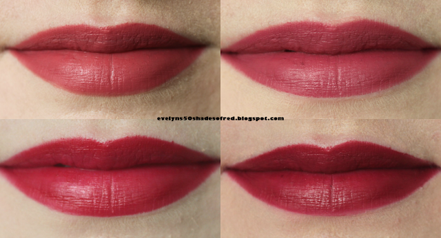Golden Rose Matte Lipstick Crayon #04 #05 #08 #11