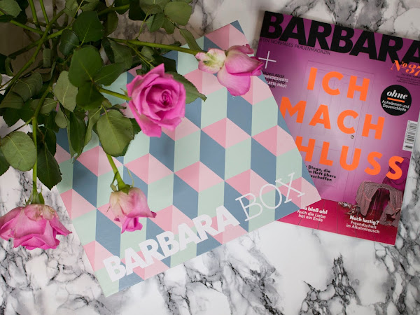 """Barbara Box  """"Nichts wie weg"""""""