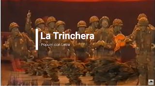 """🧨🔫Popurri con LETRA🖊️ Comparsa """"La Trinchera"""" de Antonio Martínez Ares (1996)"""