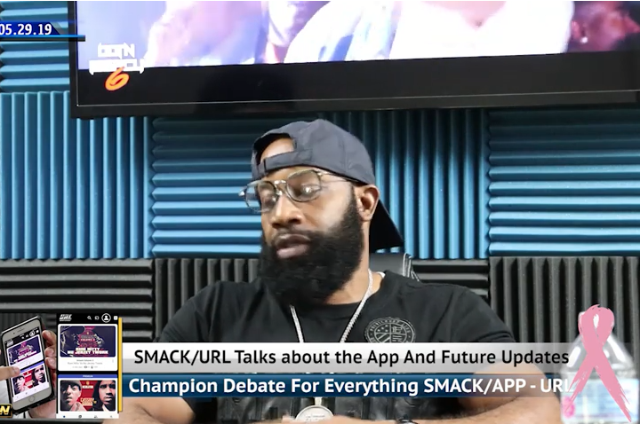 Smack And Beasly Appear On Champion