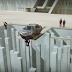 Гениальный ролик Honda с использованием оптических иллюзий.