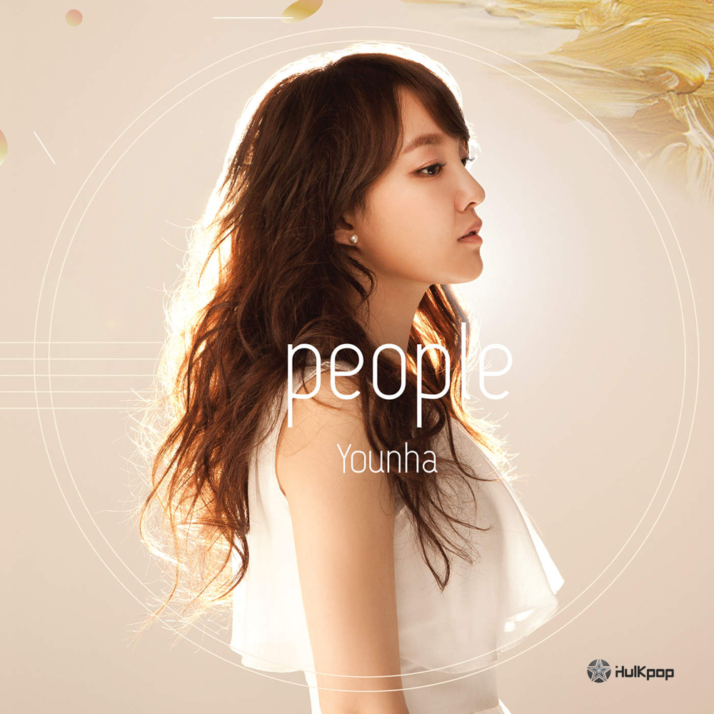 Younha – People (Japanese)
