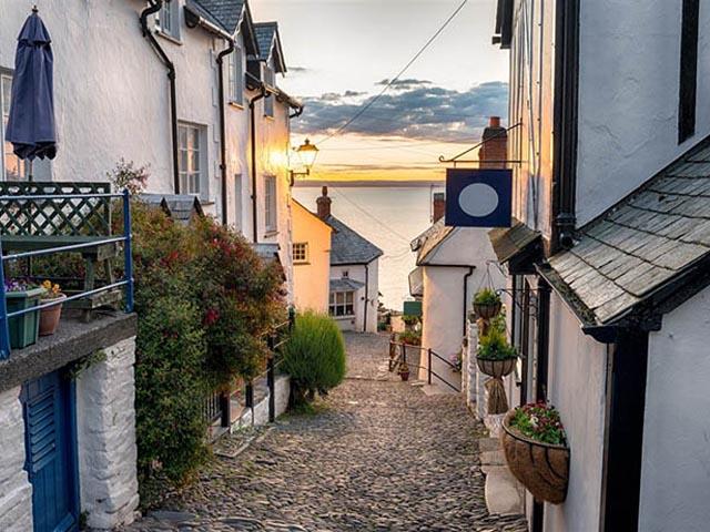 Những ngôi Anh làng hoàn hảo: