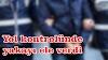 Bozova'da sahte polis yakalandı