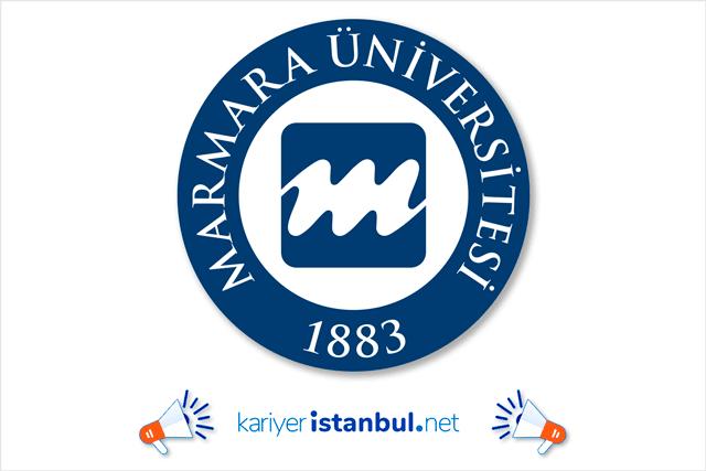 Marmara Üniversitesi sözleşmeli bilişim personeli alımı yapacak. Tüm akademik personel ilanları kariyeristanbul.net'te!
