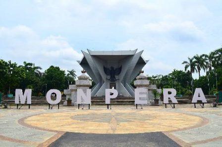 Objek Wisata Monumen Perjuangan Rakyat Palembang