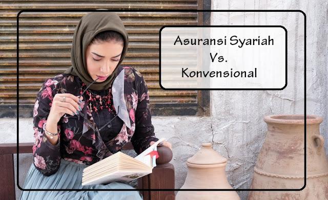beda asuransi syariah dengan konvensional
