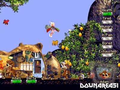 Creatures PSX Game Screenshot