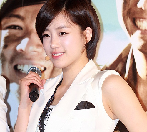 "T-ara's Ham Eunjung Suing SBS ""Five Fingers"" Producers For"