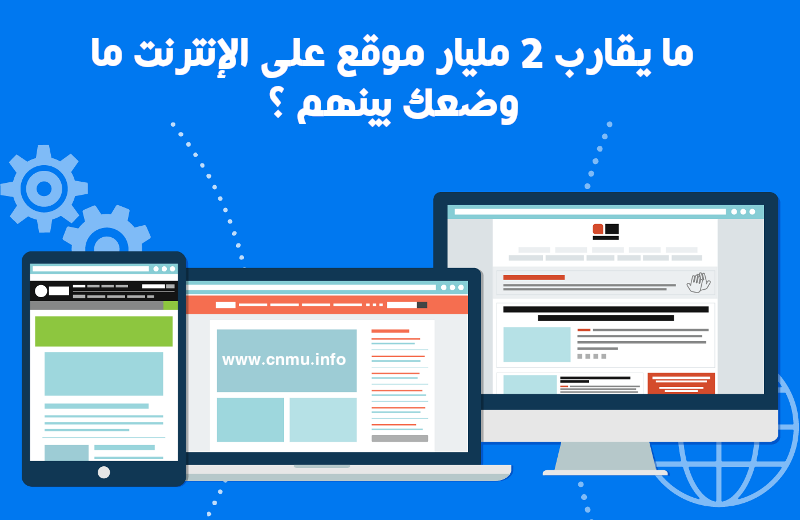 Two  Billions Websites