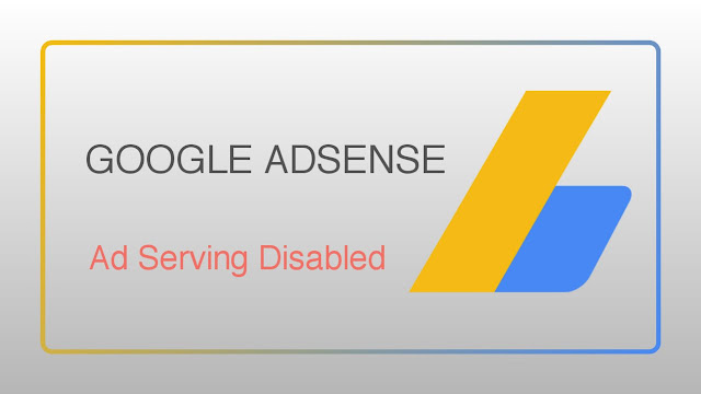 Ad Serving Disabled
