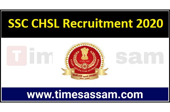 Job in SSC CHSL