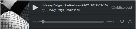 heavy dalga radioshow 207