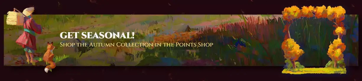 Point Shop Autumn Sale Steam