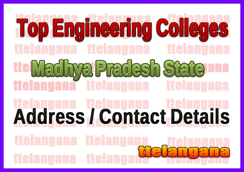 Top Engineering Colleges in Madhya Pradesh