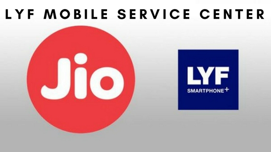 LYF Mobile Service center in New Delhi