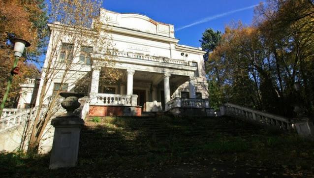Casa do ditador Stalin