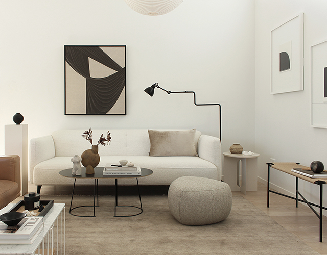 Living Room Update with BoConcept