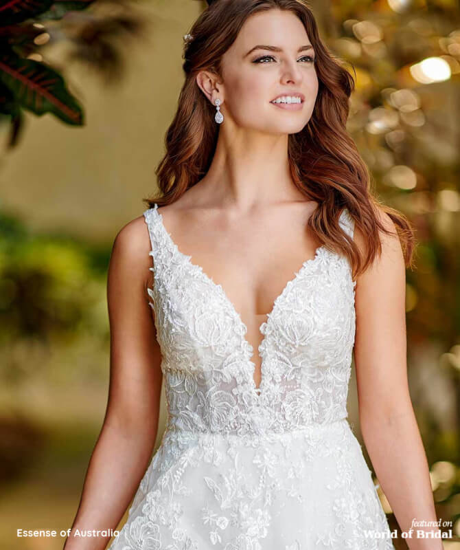 Essense Of Australia Fall 2020 Wedding Dresses