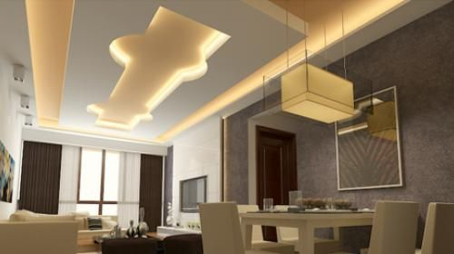Gypsum Board Ceiling Design Ideas To Install
