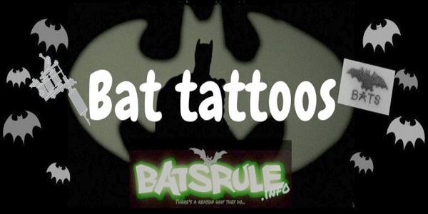 Bat Tattoos2