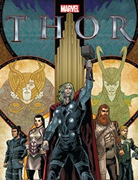 Guidebook to the Marvel Cinematic Universe - Marvel's Thor
