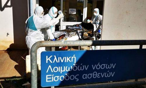 Οριακή η κατάσταση στο Πανεπιστημιακό Νοσοκομείο, το μοναδικό στην Ήπειρο που νοσηλεύει ασθενείς με Covid-19