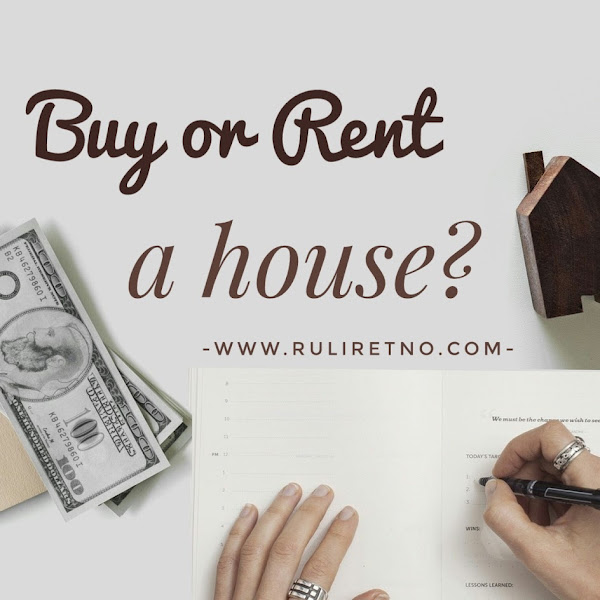 Easy way to decide whether to buy or rent a house