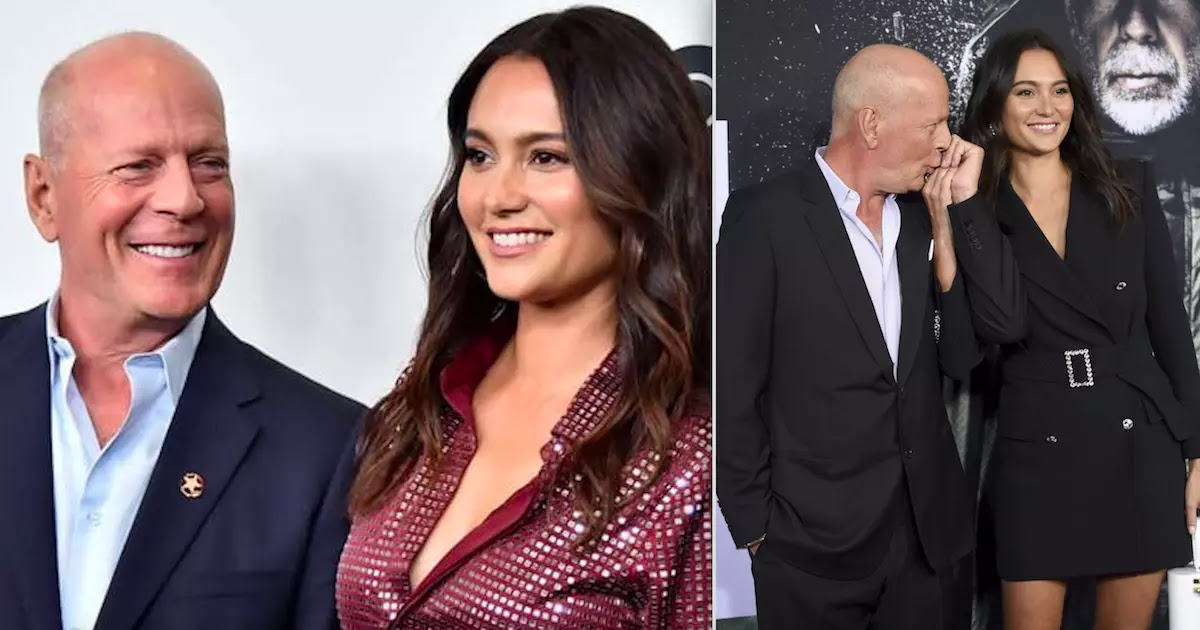 Bruce Willis And His Wife Emma Heming Are So Much In Love That They Decided To Renew Their Vows On Their 10th Anniversary