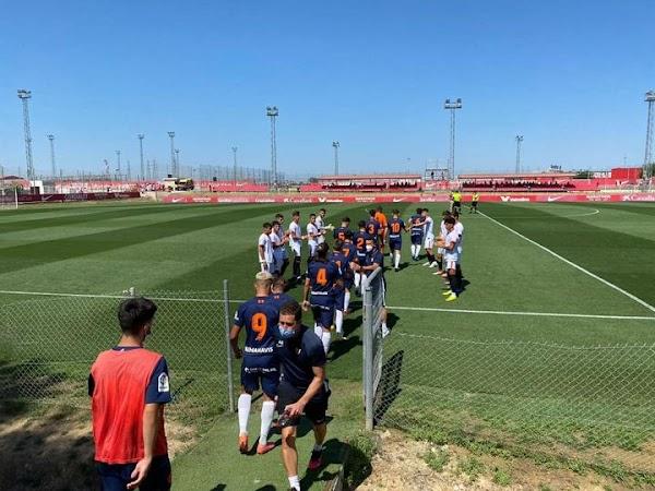 El Málaga Juvenil A finaliza la temporada con una victoria ante el Sevilla (1-2)