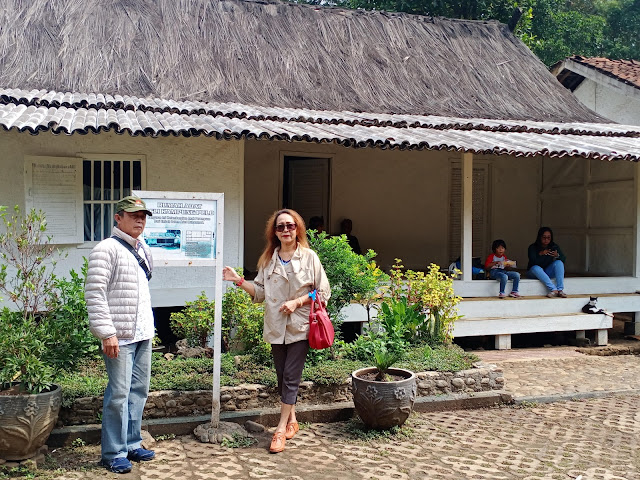 rumah adat kampung pulo cangkuang garut