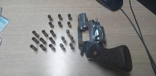 Polícia apreende onze armas de fogo em cinco cidades paraibanas