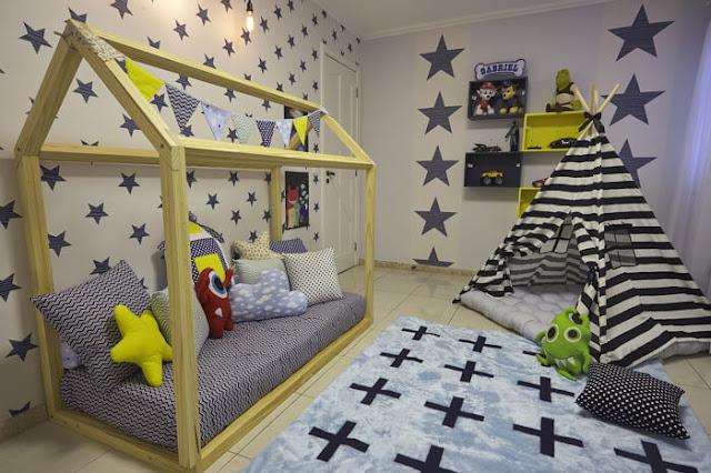 quarto-bebe-montessoriano-decoração