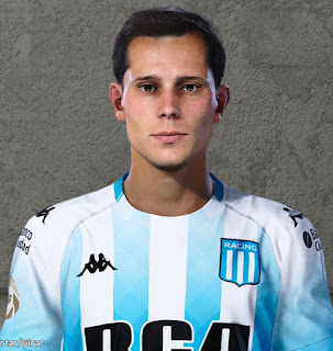 PES 2020 Faces Augusto Solari by Lucas Facemaker