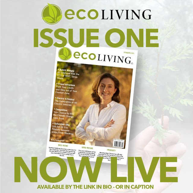eco living magazine