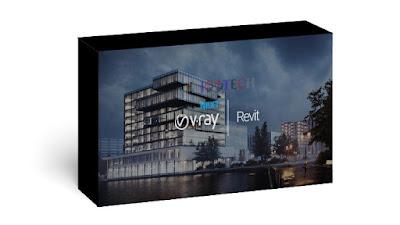 تحميل في راي للريفيت V-Ray Next for Revit 2021 كامل مع التفعيل