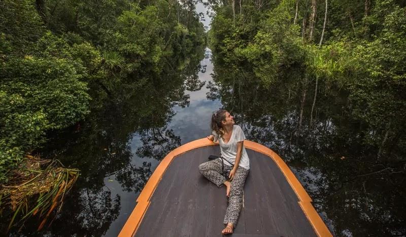 Taman Nasional Tanjung Puting, Kalimantan Barat