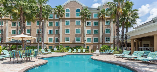 Hawthorn Suites by Wyndham Lake Buena Vista is close to the Walt Disney World Resort! Just one mile from the entrance to Disney. One Bedroom suites featuring fully equipped kitchens, separate living and dining room or choose Standard guest rooms perfect for corporate travelers.