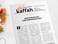 SERTIFIKASI DA'I DAN DERADIKALISASI - Buletin Kaffah Edisi 160