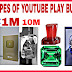 All Types Of Youtube Play Button
